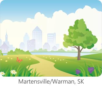 Martensville Warman Saskatchewan