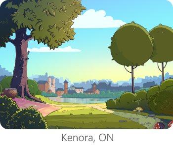 Kenora, ON