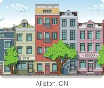 Alliston, ON