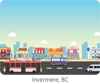 Invermere, BC